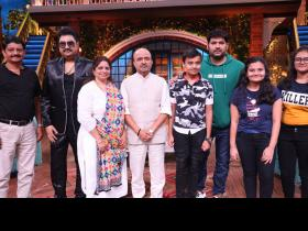 Kapil Sharma,The Kapil Sharma Show,Serial updates,Kumar Sanu