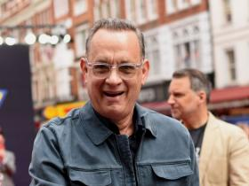 Tom Hanks,Toy Story 4,Hollywood