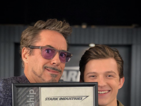 Tom Holland,Robert Downey Jr,Spider-Man: Far From Home,Avengers: Endgame,Hollywood