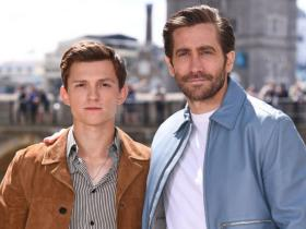 Tom Holland,Chris Hemsworth,Jake Gyllenhaal,Spider-Man: Far From Home,Hollywood