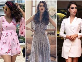 Best Dressed,Hina Khan,Best and Worst Dressed,erica fernandes