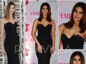 Celebrity Style,vaani kapoor,Mohit Rai,Alexis Mabille,Nykaa Femina Beauty Awards,Femina Beauty Awards 2017