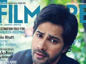 Magazine Covers,Varun Dhawan