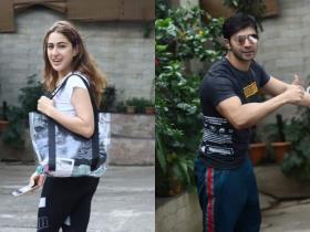Photos,Varun Dhawan,Sara Ali Khan,Coolie no.1
