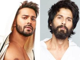 Shahid Kapoor,Varun Dhawan,Exclusives