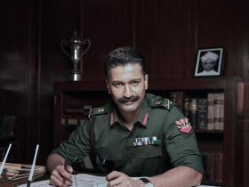 News,bollywood,Biopic,Vicky Kaushal,Field Marshal Sam Manekshaw