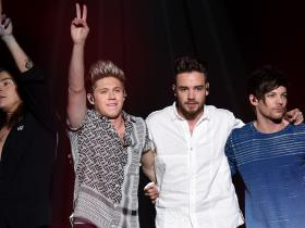 One Direction,James Corden,The Late Late Show With James Corden,Liam Payne,Hollywood,Alesso