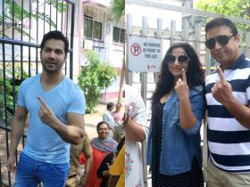 Photos,vidya balan,Varun Dhawan,Maharashtra assembly elections 2019