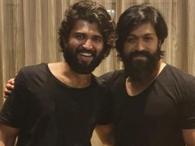 Yash,Vijay Deverakonda,South