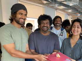 Puri Jagannadh,Vijay Deverakonda,South,VD 10