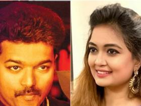 Thalapathy Vijay,South,Soundarya Nandakumar