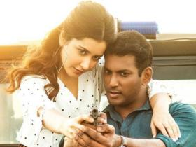 Vishal,South,Raashi Khanna,Ayogya