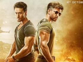 Hrithik Roshan,Tiger Shroff,Vaani Kapoor,war,Box Office