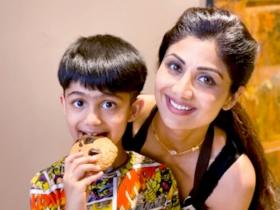 News,shilpa shetty,viaan,lockdown