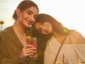News,Rhea Kapoor,anand ahuja,sonam kapoor ahuja,Happy New Year 2020