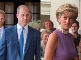 Princess Diana,Kate Middleton and Prince William,Hollywood