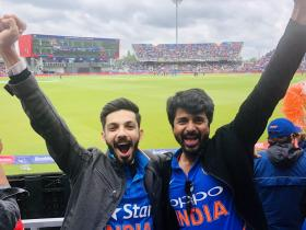 Rakul Preet,Sivakarthikeyan,South,ICC Cricket World Cup,India Vs Pak