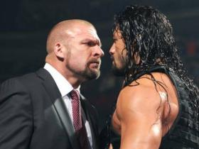 WWE,Roman Reigns,Hollywood,Triple H,Wrestlemania 36