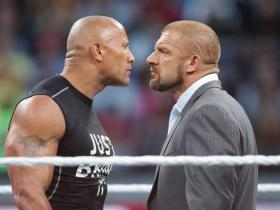 Sting,The Rock,WWE,Hollywood,Triple H