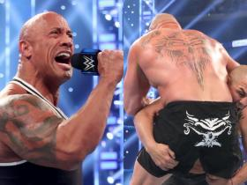 Dwayne Johnson,The Rock,WWE,Brock Lesnar,Seth Rollins,Hollywood,Bray Wyatt,The Fiend,SmackDown on FOX,Cain Velasquez