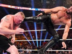 WWE,Brock Lesnar,Seth Rollins,Hollywood,Summerslam 2019