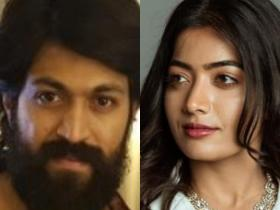 Yash,KGF,Rashmika Mandanna,South