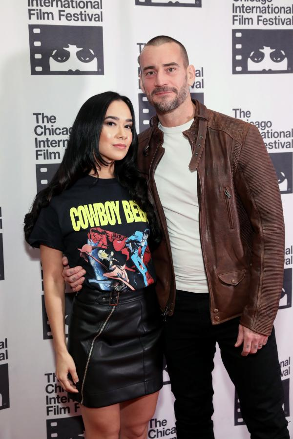 er WWE AJ Lee dating cm punk