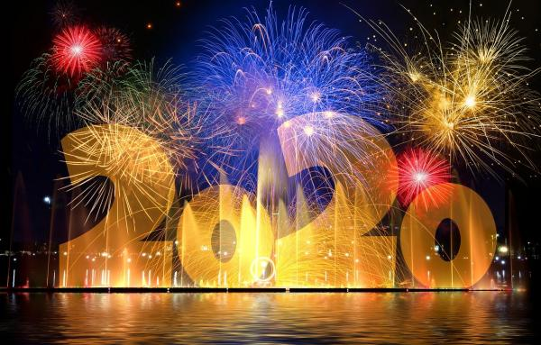Happy New Year 2020: Quotes, Whatsapp messages, New year ...