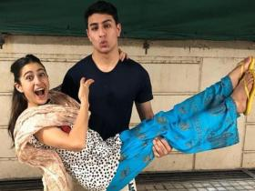 5 Times Ibrahim Ali Khan and Sara Ali Khan proved they are the most relatable brother and sister ever