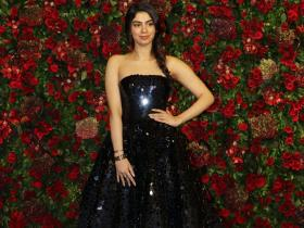 PHOTOS: 8 Times Khushi Kapoor donned black outfits and proved she can pull off any look