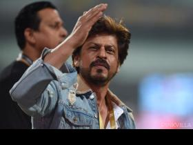 IPL 2019: Shah Rukh Khan celebrates the victory of his team Kolkata Knight Riders