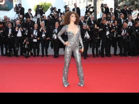 PHOTOS: Kangana Ranaut's Cannes 2018 red carpet look will leave you excited for the actress' attire this year