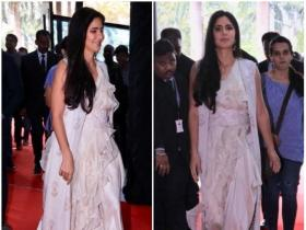 Katrina Kaif arrives at Thugs of Hindostan's trailer launch