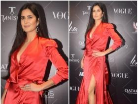 Katrina Kaif attends Vogue Beauty Awards 2018