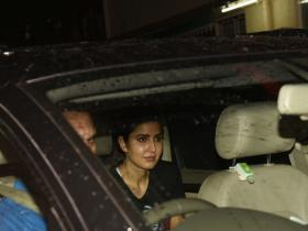 Katrina Kaif snapped post dance rehearsals