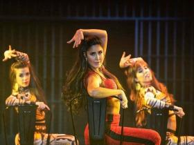 Katrina Kaif totally kills it with her dance moves on stage