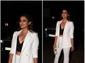 Parineeti Chopra attends Namastey England wrap-up party