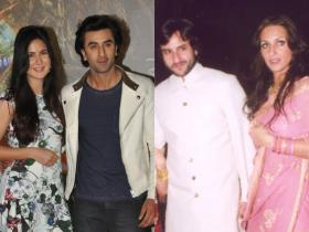 PHOTOS: Ranbir Kapoor & Katrina Kaif to Saif Ali Khan & Rosa Catalano, couples who broke up after moving in