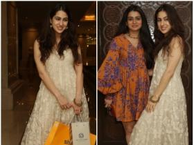 Sara Ali Khan looks ethereal as she attends an event in Delhi