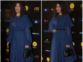 Sonam K Ahuja attends an event in style