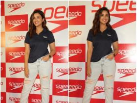 Parineeti Chopra attends an event in Delhi
