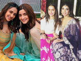 From Alia Bhatt to Kriti Sanon, THESE Bollywood actresses attended their best friend's weddings