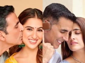 Sara Ali Khan to Nupur Sanon: Akshay Kumar will be seen romancing THESE actresses in his upcoming movies