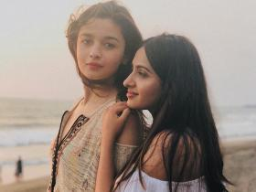 PHOTOS: BFF Alia Bhatt and Akansha Ranjan's sweetest moments will literally give you all the friendship feels