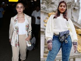 Alia Bhatt and Pooja Hegde: How the actresses aced their looks with the extravagant Dior Saddlebag; See PHOTOS