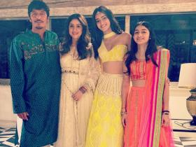 Ananya Panday: PHOTOS which take you inside the Khaali Peeli actor's home in Mumbai