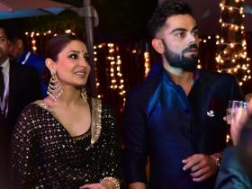 Anushka Sharma and Virat Kohli's wedding anniversary; Check out the power couple's THROWBACK photos