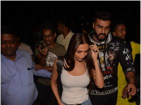 PHOTOS: 8 Times rumoured couple Malaika Arora and Arjun Kapoor gave us style goals; Check it out