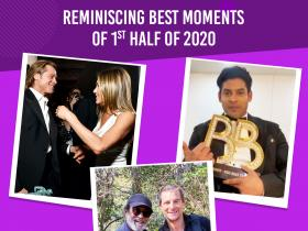 BEST Moments of 1st half of 2020: Jennifer Aniston, Brad Pitt's reunion, Sidharth Shukla's BB 13 win and more