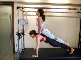 Malaika Arora to Disha Patani, list of HOT workout pics of actresses that'll inspire you to hit the gym
